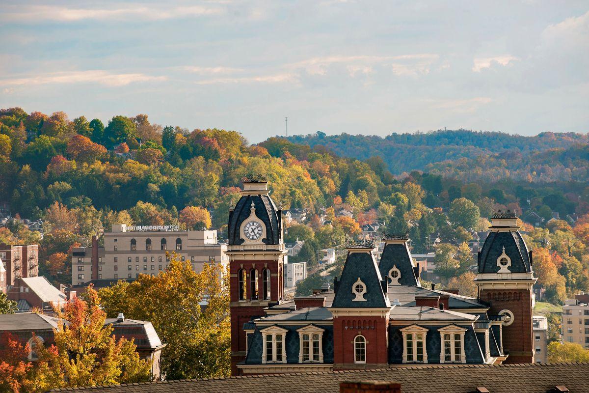 Photo of Woodburn Hall